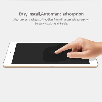 For Apple iPad Air 2 Retina Release A1566 A1567 9H Tempered Glass Screen Protector Protective Guard Film